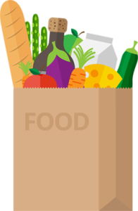 Icon for Nevada 211 Commodity Food Services