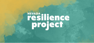 Nevada Resilience Project Logo English